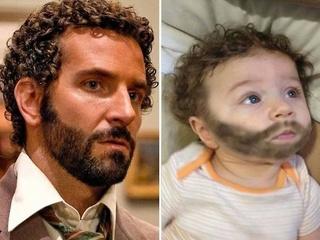 Baby Bradley Cooper