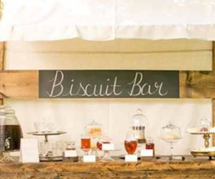 Biscuit Bar at Chefs For Farmers