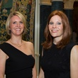 Michol Ecklund, left, and Maidie Ryan at the AVDA event October 2013