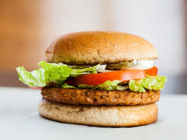Southwell's Veggie Burger