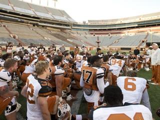 University of Texas Longhorns football team