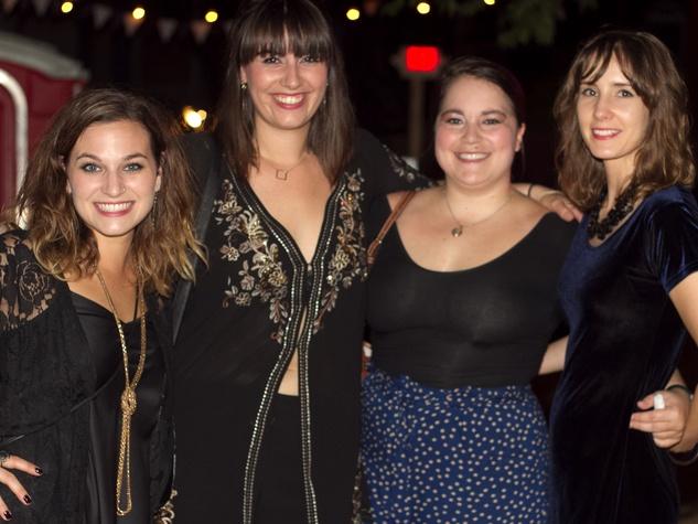Fashion Freakout 6 at Hotel Vegas in Austin Tejana Lanford Gineen Pospisil Laura Richardson Lizzy Szwaya