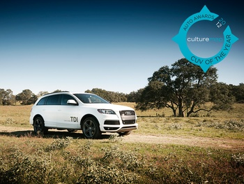 COTY Audi Q7 TDI