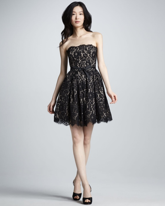 Robert Rodriguez lace dress from Neiman Marcus + Target Collection