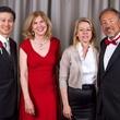 UHAA Gala 2015 Dominic Ng, Eloise Dunn Stuhr, Lori Blackmon-Schroeder, Darryl Schroeder