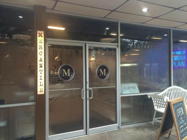 Mercantile Montrose exterior