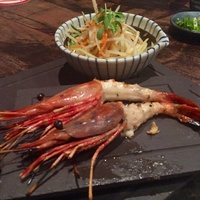 Worst dishes Izakaya shrimp