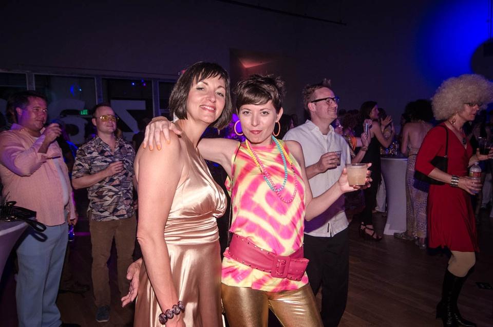 Studio 54klift 2013 - Teresa Trice and Lauren LaRose