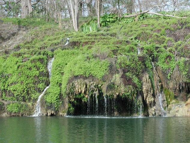 Austin Photo Set: News_Melissa_hiking trails_june 2012_good water trail