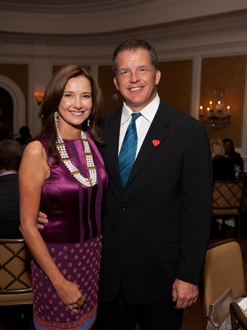 5 Diane and Brian Kingshill at the Krist Samaritan Center dinner