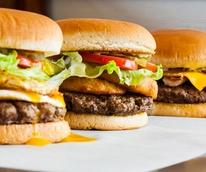 Southwell's Houston August 2013 hamburgers