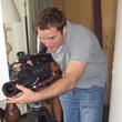 filmmaker John Carrithers director with camera