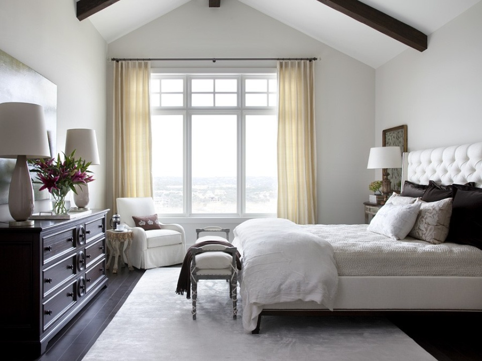 Heather Scott Home Design Bedroom