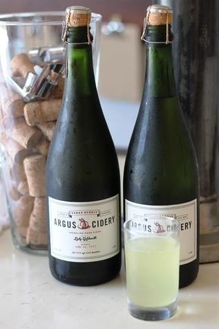 Argus Cider bottles