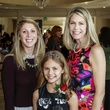 Recipe for Success dinner Kelsey Wanja, Mia Hirschfield, Betsy Hirschfield