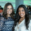 Andrianna Lacarra, Jessica Perales at Simply Stylist