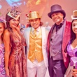 Fresh Arts Gum Ball Gala 2015 Dena Piano Winkler, Staci Henderson, Quang Henderson, Setul Patel, Sejal Patel