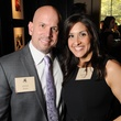 Steve and Rebecca Bash at the Johnny Mac Soldiers Fund Inaugural Houston Gala April 2015
