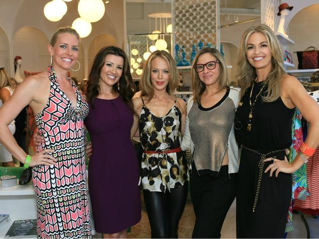 Gretchen Stofer Darby, Gina Owen, Jill Decker, Ashley Hutchison, Laurie Graham, DCC, Trina Turk