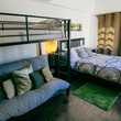 Firehouse Hostel Dorm Rooms