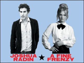 Austin Photo_Events_Joshua Radin and A Fine Frenzy_Poster