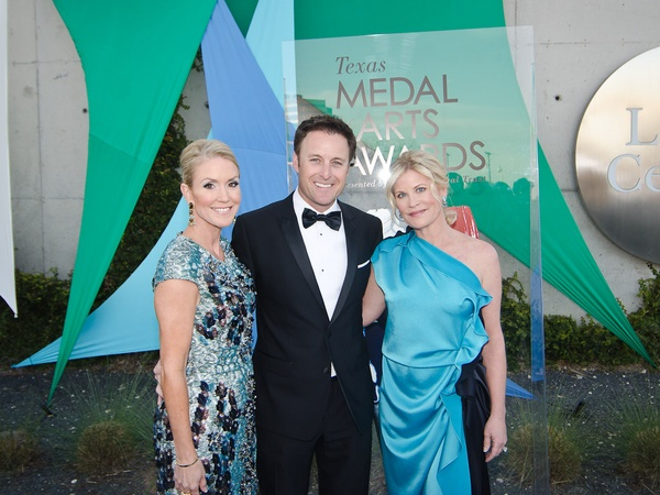12, Texas Medal of Arts, March 2013, 5749, Marita Fairbanks, Chris Harrison, Kelli Blanton