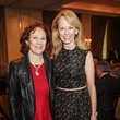 Franelle Rogers, left, and Susan Sarofim at the Houston Hospice butterfly luncheon April 2015