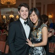 24 Adam Hockensmith and Tran Le at the Inprint Ball February 2015