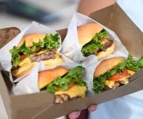 Shake Shack pop-up