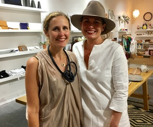 Birch Modern Mercantile co-founders Katie Ingram and Shelley Kaplan