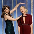 Tina Fey, Amy Poehler, 70th Golden Globes