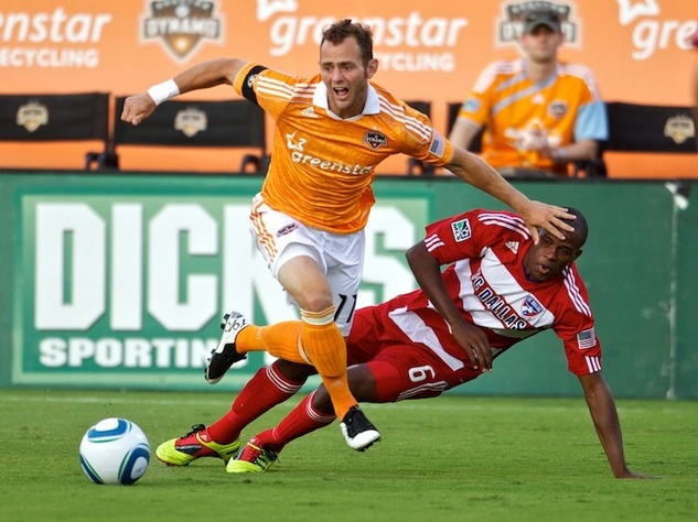 Houston Dynamo-Sporting KC game postponed for hurricane