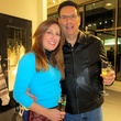 Brooke and Greg Candelaria at David Zyla at Atrium Ready to Wear January 2014