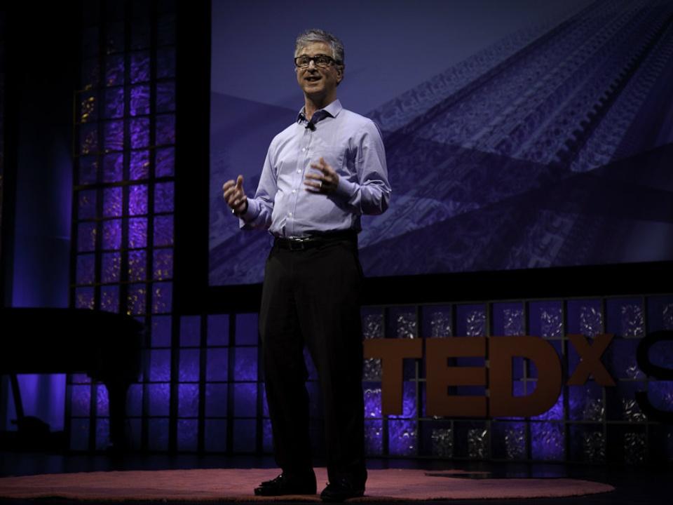 TEDxSMU speaker Dave Lieber