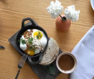 Huevos Condesa ATX