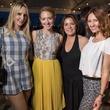 Jessica Allendes, Maggie Rener, Annie Arriola, Tiffany Brian