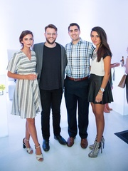 Kendall Eckerd, Anthony Falcon, Robert Siddall, Marissa Garcia