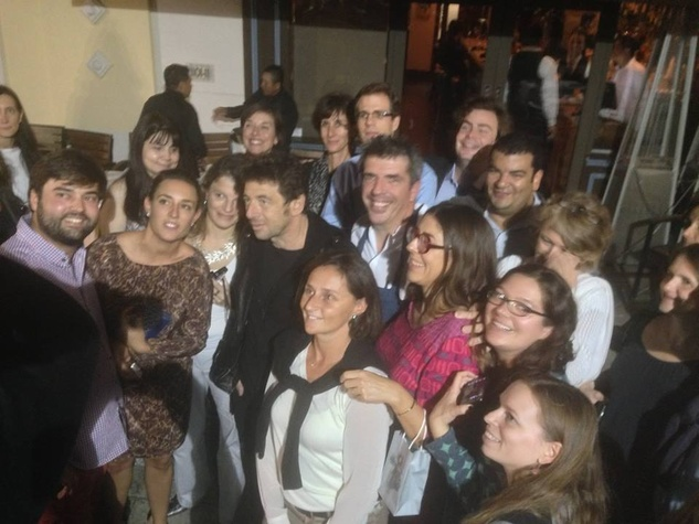 News, shelby, Patrick Bruel at Etoile, Nov. 2014