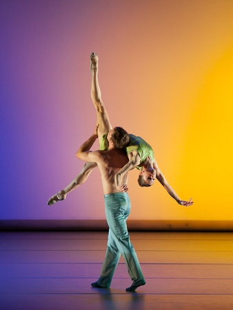 Aspen Sante Fe Ballet, Jorma Elo&#39;s Over Glow