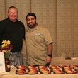 Chefs Greg Martin and Kevin Naderi