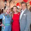 Houston, Mica Mosbacher Racing Forward event, October 2015, Mica Mosbacher, Lisa Niemi Swayze, Albert DePrisco
