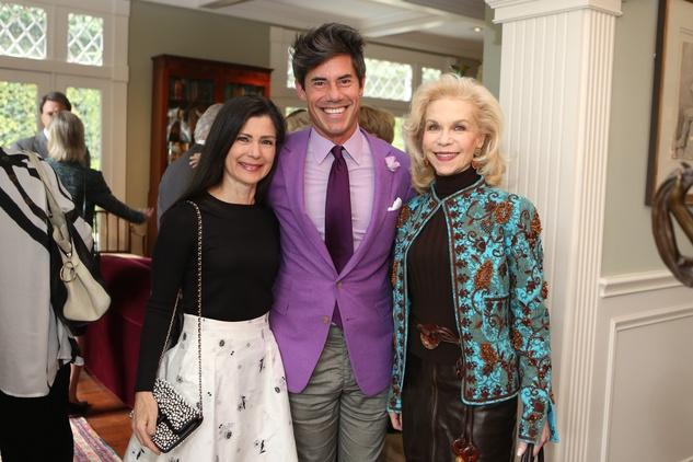 News, Shelby, Houston Grand Opera Tea, March 2015, Cynthia Petrello, Milton Townsend, Lynn Wyatt