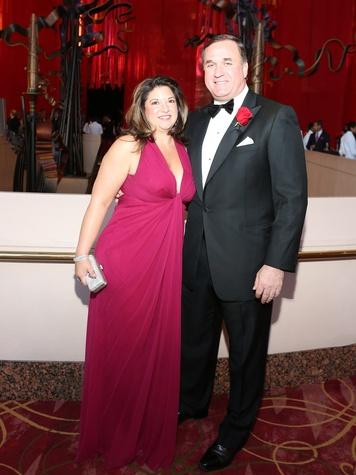 277 Houston SPA gala April 2013 Leticia Trauber and Steve Trauber