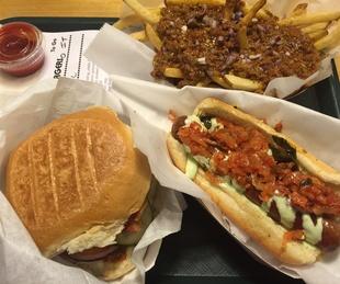 Kuma Burger Greenway Plaza