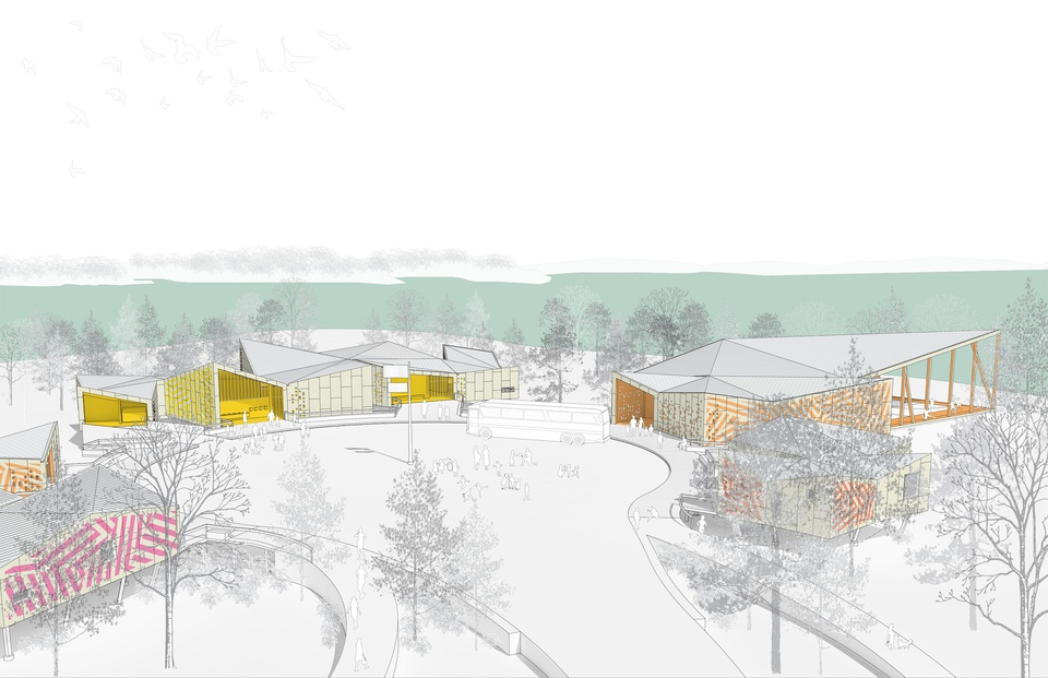 J-Camp AIA rendering
