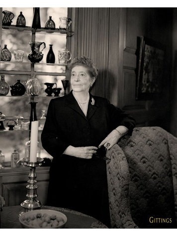 Ima Hogg served her second term as President of the Houston Symphony Society