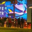 Houston, Bruno Mars Art After Dark Super Bowl Party, Jan 2017, Concert-goers