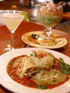 Maracas mexican lasagna