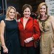 03, The Methodist Society party, February 2013, Sarah Underwood, Ann Trammell, Elizabeth Millard