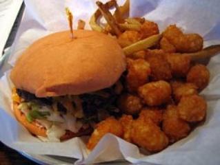 Austin Photo: Places_Food_Waterloo Ice House_Food